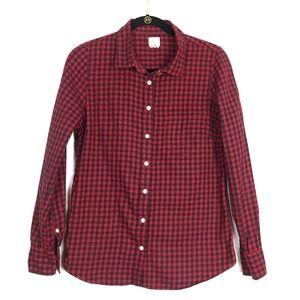 💎3/$25 J.Crew Classic Plaid Button-down Shirt